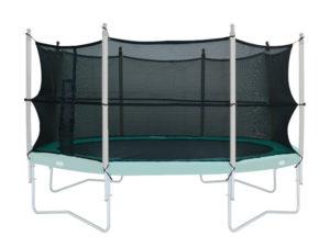 Berg Trampolin Netz einzeln ohne Stangen 430 cm